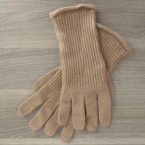 Nordstrom Halogen 'Touch Tech' Cashmere Gloves